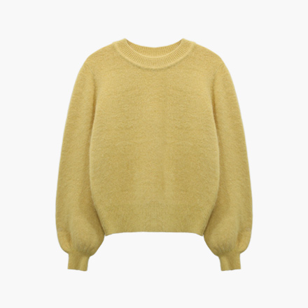 lemon knit