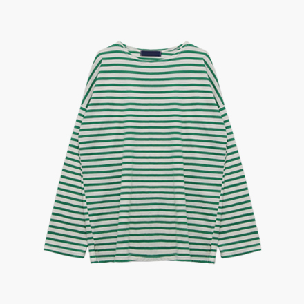 salt stripe T-shirts