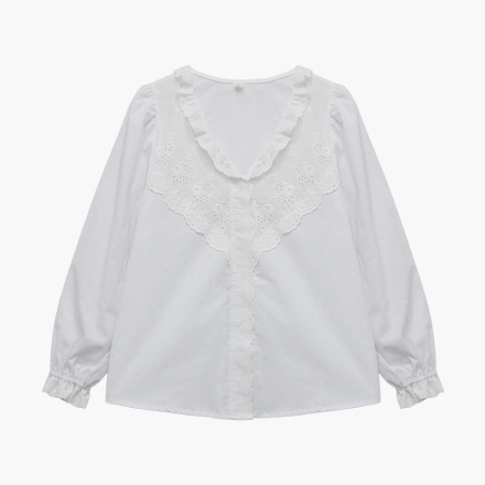 marie frill blouse