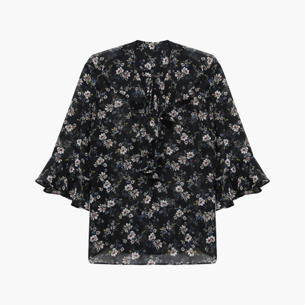 valley flower blouse