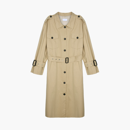 book trench coat